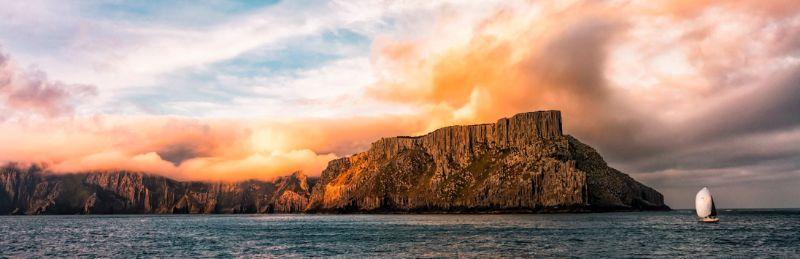 Sam Volker Tasman Island